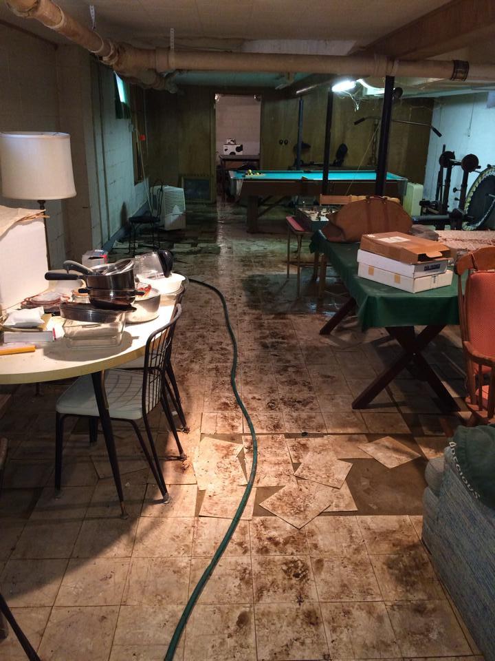 emergency water damage restoration rochester mn